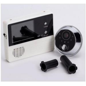 China 32 ring tones can be chosen, wireless peephole door camera on sale