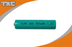 China 1.2V AAA / 10450 900mAh Nickel Metal Hydride Rechargeable Battery on sale