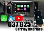 Lsailt CarPlay Interface Box Android auto Adapter For 2012-2018 Infiniti G37 G25