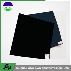 China PE HDPE Geotextile Liner For Mining , 1.25mm HDPE Geomembrane on sale