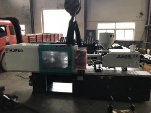 China 340L Nylon Cable Tie Injection Molding Machine / PA66 Nylon Cable Tie Making Machine on sale