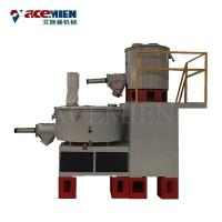High Speed Drying Industrial Mixer Machine For Plastic PVC Powder Raw Material