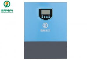 China 9.6KW PWM Solar Power Controller Multi - Protection For Off Grid Solar Power System on sale