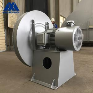 China Induced Draught ID Fan Blower High Pressure Centrifugal Blower on sale