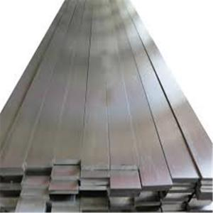 China Petrochemical SUS304 6mm X 25mm X 500mm Galvanized Steel Flat Bar on sale