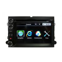 China 7 Inch Ford Fusion Dvd Car Navigation Multimedia Dvd Player Auto Radio-Cr-7720 on sale