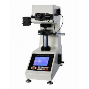 China Manual Turret Digital Micro Vickers Hardness Tester With Large LCD / Printer on sale