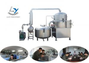 China Multi Function Automatic Snacks Frying Machine With Automatic De - Oiling Systems on sale