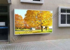 China Full Color SMD P4 Led Module 4 MM Outdoor LED Advertising Led Display on sale