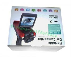Quality 180 Degree Rotating Lens mini Car Camera DVR P6000 for sale