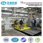HUBEI HEQIANG 300t Double-cylinder Automatic Wheelset Press, Wheel Press-mounting Machine