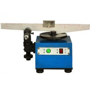 China EN 1518 ArtificialBoard Scratch Tester Circular method on sale