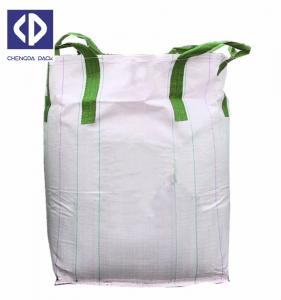 China 1Ton Polypropylene Fibc Big Bag Waterproof Salt Packing Food Grade Bulk Bags wholesale