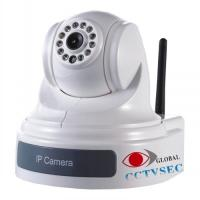 Wireless PTZ IP Camera LJ-623A