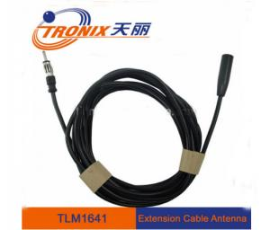 China Câble d'extension d'antenne de Lvds, GPS GMS DVB AM/câble d'extension antenne par radio de fm on sale