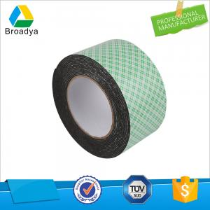 China high Sticky Industrial 1mm Double Sided EVA Foam Tape with Super Sticky Tape on sale