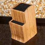 unique design for kichen tools of bamboo knife holder magnet knife holder