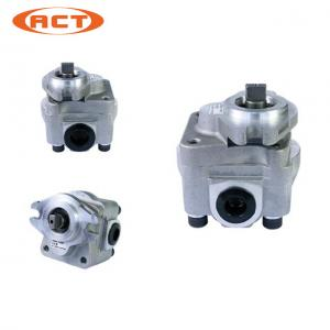 China 4I-1023 Aluminium Silver Gear Pump Assembly Hydraulic Pump For Caterpillar E320 on sale
