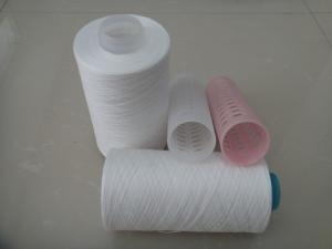 China polyester spun yarn T20~60s on sale