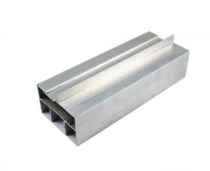 China Customized Standard Aluminium Extrusion Profiles Heat Treatable For Stand Display on sale