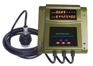 China Effluent Treatment Plant Electromagnetic Ultrasonic Flow Meters -40 C - 55 C Ambient Temperature on sale