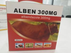 China Compound Antiparasitic Albendazole Veterinary Tablets Effective For Aquatic Animals on sale
