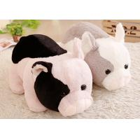 China Fully Filling Cute Plush Pillows / Pig Soft Toy 30 - 50cm Size For Children on sale