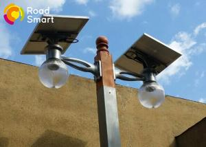 China Integrated Solar LED Wall Light 4W Monocrystalline Silicon Microwave Motion Sensor on sale