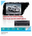 Car GPS Navigation/DVD Player for Audi A4/A5 with GPS/SD/DVD/CD/RSD-TMC
