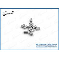 Blank / Ground Carbide Wear Parts , Tungsten Carbide Parts For Car Tires Driving