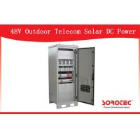 48 Volt DC Power Supply Solar DC Power System Built-in  MPPT Solar Charge Controller