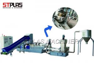 China High Temperature Plastic Recycling Pellet Machine With Pressure Sensors on sale