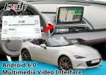 China Mazda MX-5 Car Multimedia Navigation System Car Black Box With WIFI BT wholesale