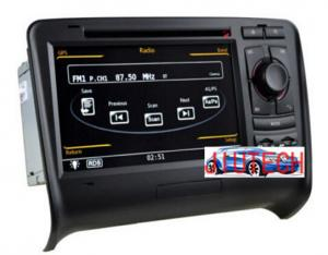 China Car Radio TV Car GPS Multimedia Navigartion System for for Audi TT 2006+Car DVD Player GPS on sale