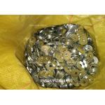 Standard Metal Flat Washers DIN125 , Plain Carbon Steel Washers Corrosion Resistance