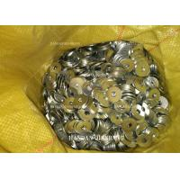 Standard Metal Flat Washers DIN125 , Plain Carbon Steel Washers Corrosion Resistance