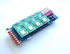 China 8 GSM PCI-E GoIP astersisk card for IP-PBX on sale