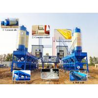 Henan Ling Heng Machinery HZS25 Concrete Batching Plant (25m3/h)