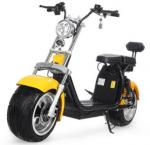 China EcoRider 18inch Big Tire 60V 1500w 2 Wheel Electric Harly Scooter With Shock Absorber wholesale