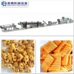 Frying Bugles /chips/stick snack processing machine/salad snack machine/ricecrust snack machine