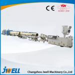 Jwell HDPE Water Supply Pipe/Gas Pipe Energy-saving and High Speed Plastic Extrusion Manufacturers