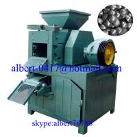 China Pillow shaped charcoal briquette machine on sale