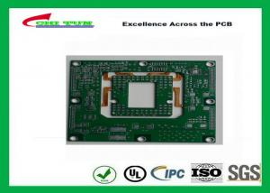 China Rigid-Flexible PCB 8 Layer PCB Assembly Design on sale