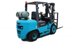 China Explosion Proof Lpg Forklift Safety / Material Handling Forklift Good Performance on sale