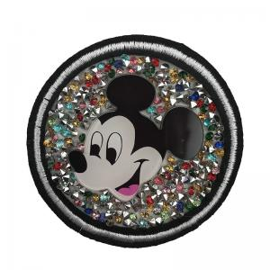 China Embroidery Custom Brand Patches / Fashion Single Custom Patches on sale