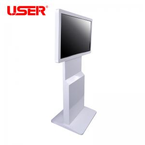China 42 Touch Screen LCD Digital Signage Multiple Language Supported on sale