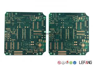 China 10 Layers Multilayer PCB Board , Custom Made PCB Boards For Industrial Control MainBoard on sale