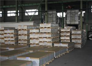 China Corrosion Resistant Aluminium Alloy Sheet 5052 5082 5754 For Storage Tank / Marine on sale