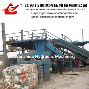 China Waste paper baling machine on sale