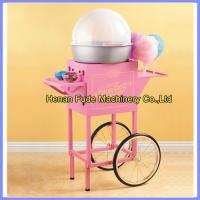 Cotton candy machine, candyfloss machine, spun sugar machine, small snack machine